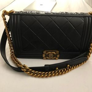Chanel Le'Boy Bag